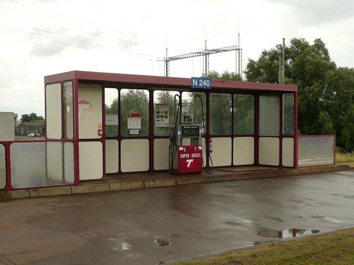 Tankstelle 5512: 47792 Krefeld, Bayer Werke Krefeld Chemiepark Werksgelände Einfahrt Duisburger Straße