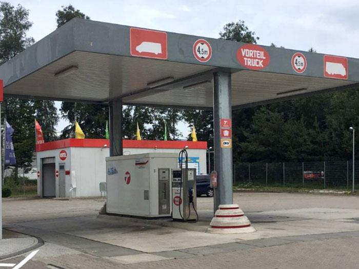 Tankstelle 552501: 53604 Bad-Honnef, Vogelsbitze 1