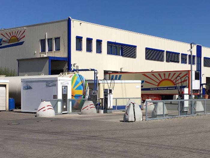 Tankstelle 553101: 53332 Bornheim, Johann-Philipp-Reis-Str. 22