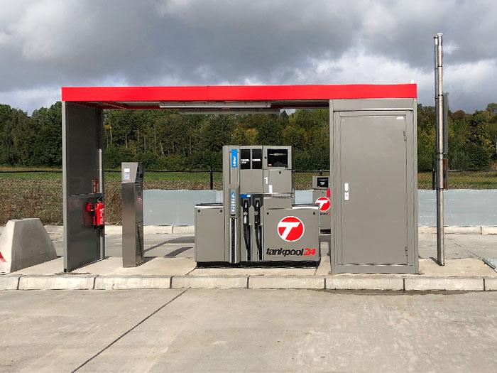 Tankstelle 553701: 52249 Eschweiler, Dürwißer Str. 36
