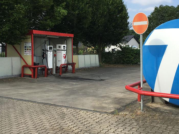 Tankstelle: 41352 Glehn, Dieselstr. 9