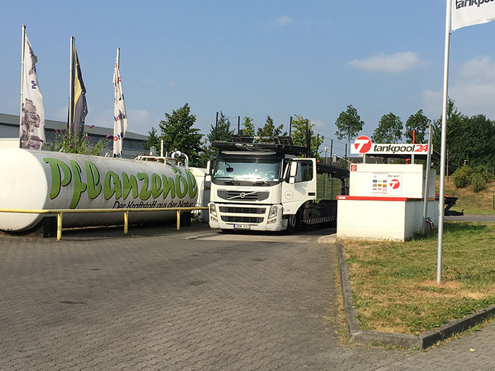 Tankstelle 550901: 41564 Kaarst-Holzbüttgen, Daimlerstraße 25