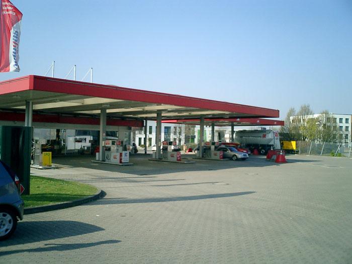 Tankstelle 551101: 51149 Köln-Gremberghoven, Neuenhofstraße 2