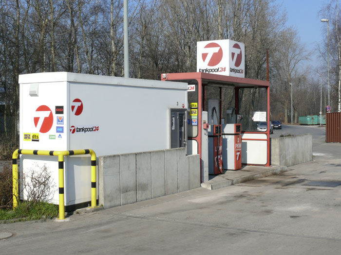Tankstelle 550401: 46049 Oberhausen, Zum Eisenhammer 40
